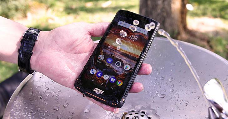 Анонсирован смартфон ZOJI Z9 - еще одна защищенная новинка