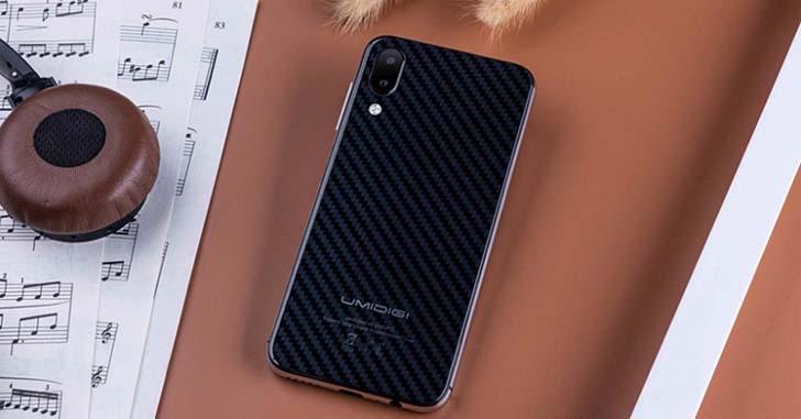 Umidigi готовит два смартфона с чипом Helio P23