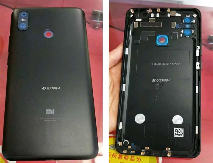Опубликованы новые фотографии Xiaomi Mi Max 3