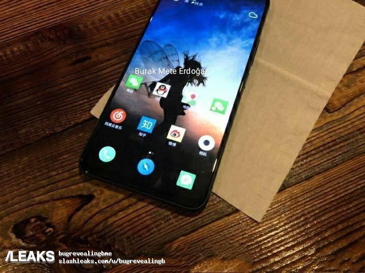 Смартфон Meizu 16 на Snapdragon 710 показали на фото