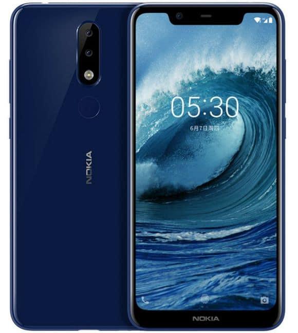Опубликованы рендеры еще не представленного Nokia X5