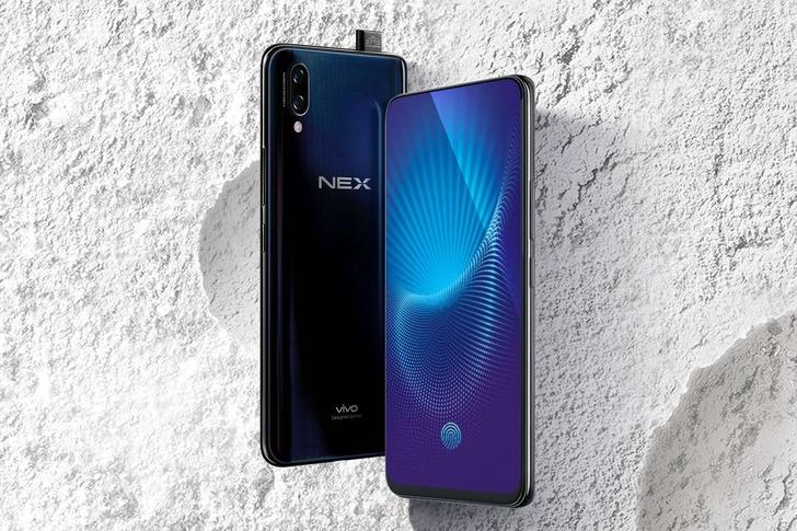 Оценена прочность смартфона Vivo Nex S