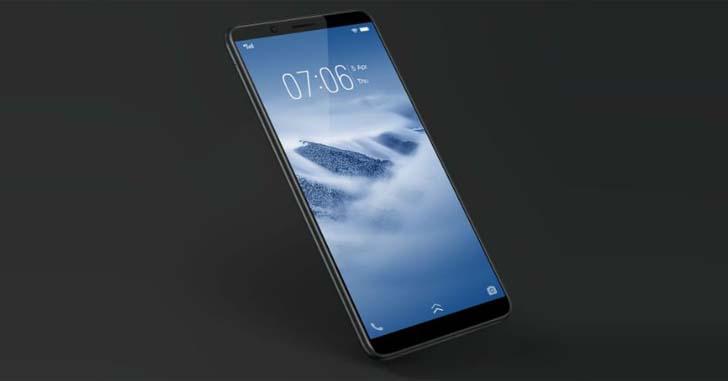 На рынке дебютировал доступный смартфон Vivo Y71i