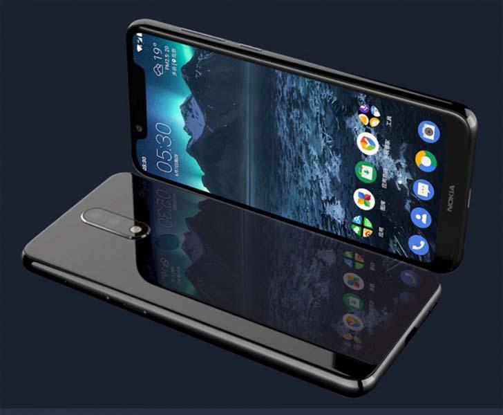 В Китае официально представлен Nokia X5 стоимостью $150