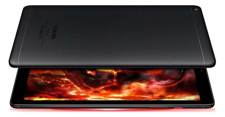 Игровой планшет Chuwi Hi9 Pro получил чип Helio X20