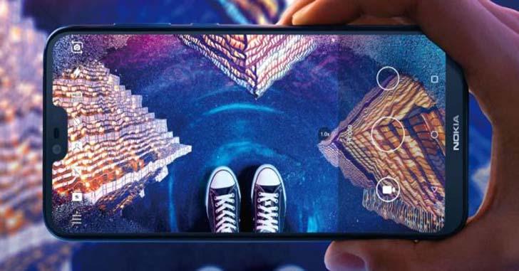 Официально анонсирован смартфон Nokia 6.1 Plus