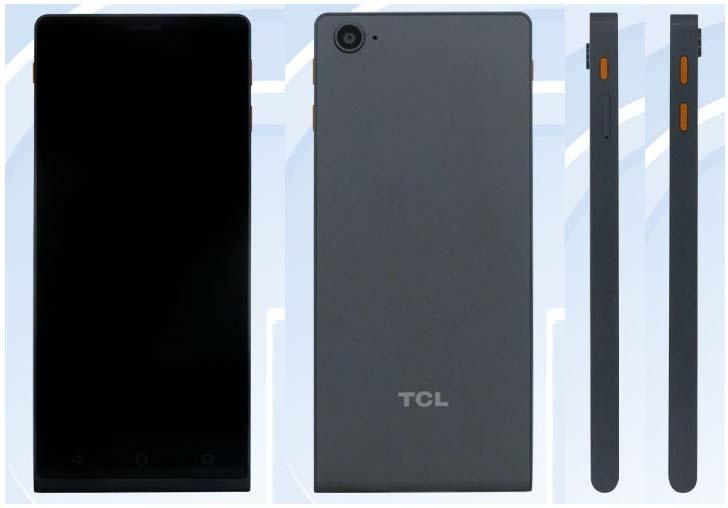 Смартфон TCL T700X без фронталки засветился в TENAA