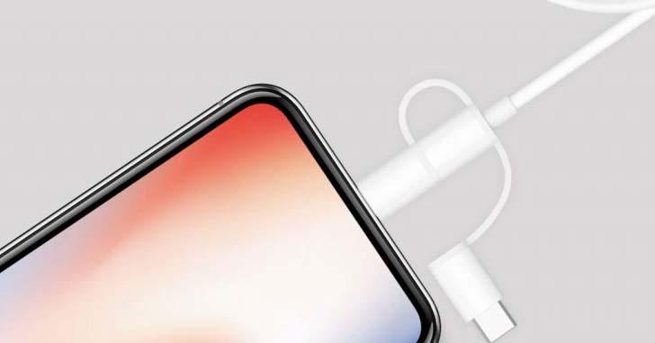 Компания Xiaomi выпустила универсальный USB-кабель