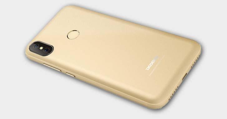 В продаже появился бюджетный смартфон Doogee X70