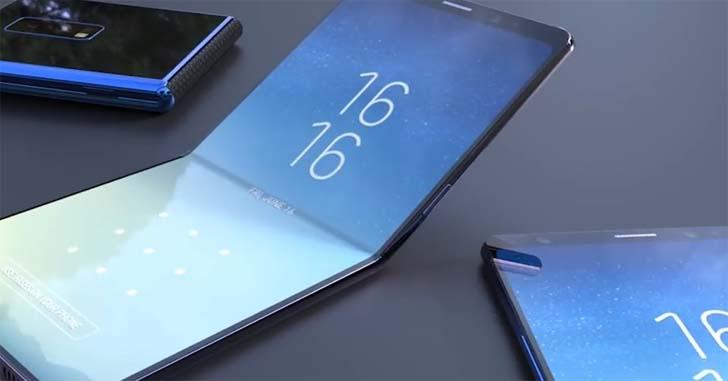 Huawei планирует первой выпустить смартфон со сгибающимся дисплеем