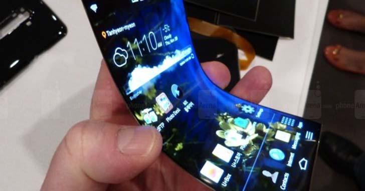 К гонке сгибающихся смартфонов присоединились Xiaomi и Oppo