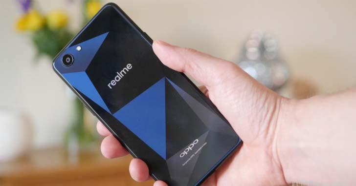 Бренд Realme отделился от китайской компании Oppo