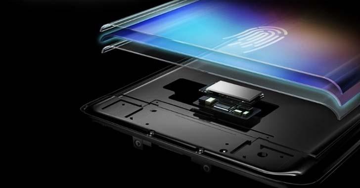 Huawei Mate 20 Pro получит ультразвуковой дактилоскопический сканер