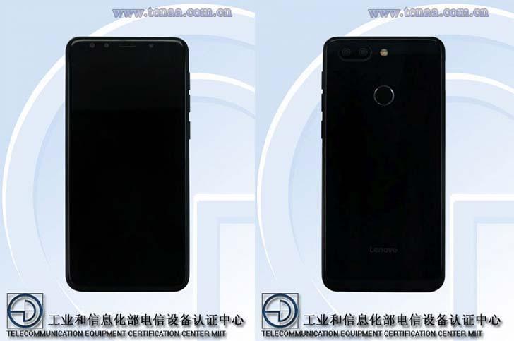 Компания Lenovo готовит новый смартфон с четырьмя камерами