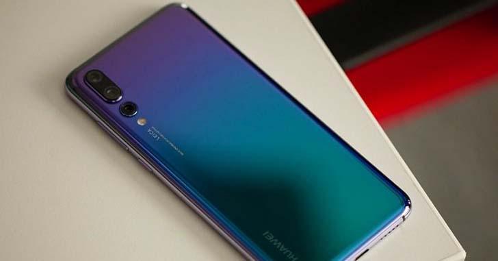 Стали известны характеристики смартфона Huawei Mate 20
