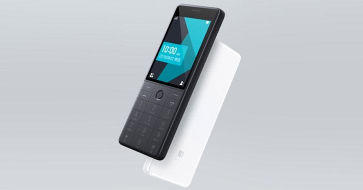 Компания Xiaomi выпустит кнопочные телефоны Qin1 и Qin1s
