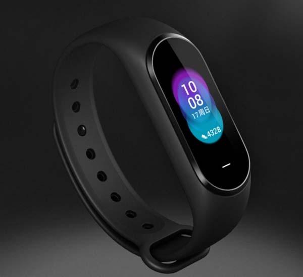 Xiaomi представила новый фитнес-браслет с модулем NFC
