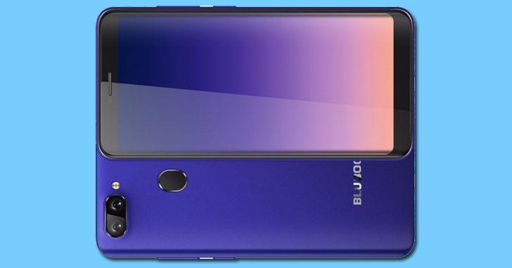 Анонсирован бюджетный смартфон Bluboo D6