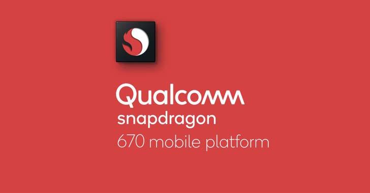 Компания Qualcomm представила платформу Snapdragon 670