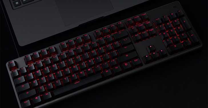 Xiaomi анонсировала механическую клавиатуру для геймеров