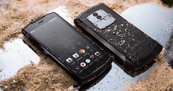 Защищенный смартфон Doogee S55 Lite появился в продаже