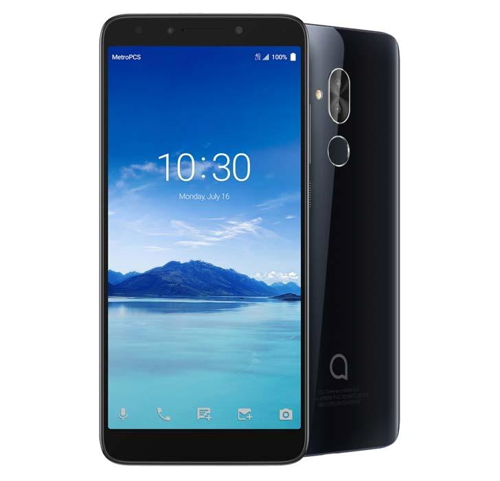 Смартфон Alcatel 7 оснастили чипом MediaTek Helio P23
