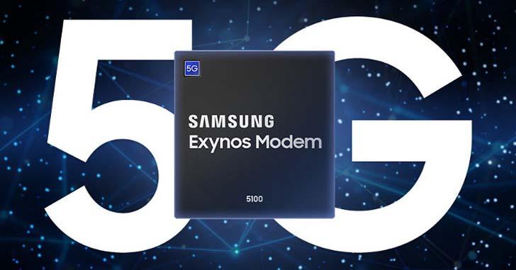 Samsung представила первый в мире серийный 5G-модем
