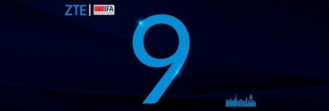 ZTE Axon 9 обещают анонсировать на выставке IFA 2018