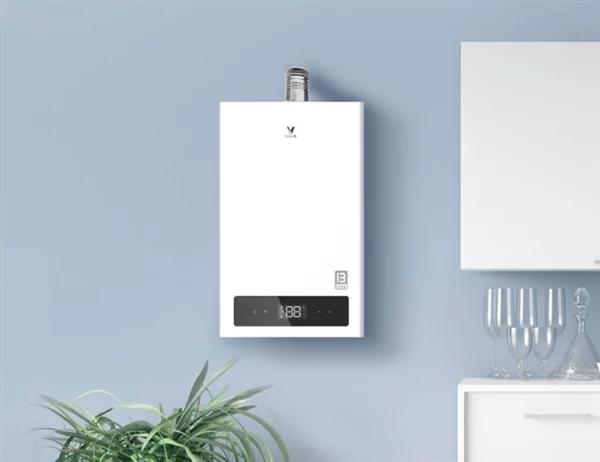 Xiaomi анонсировала умную газовую колонку с ценником $130