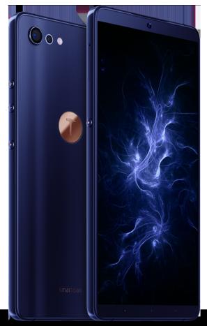 Официально представлен смартфон Smartisan Nut Pro 2S