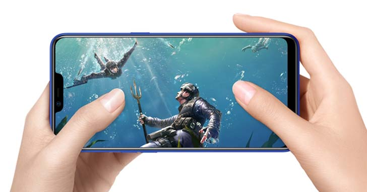 Представлен смартфон Oppo AX5 стоимостью $260
