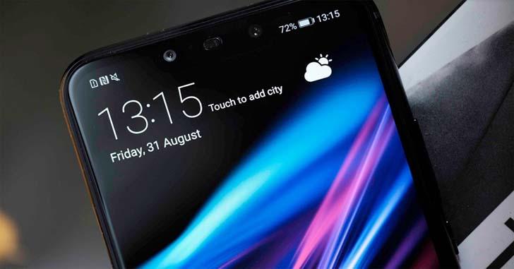 Официально представлен смартфон Huawei Mate 20 Lite