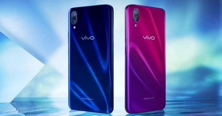 Появились новые подробности о смартфоне Vivo X23