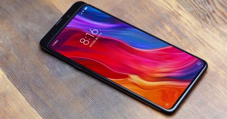 Смартфон-слайдер Xiaomi Mi Mix 3 показали на видео