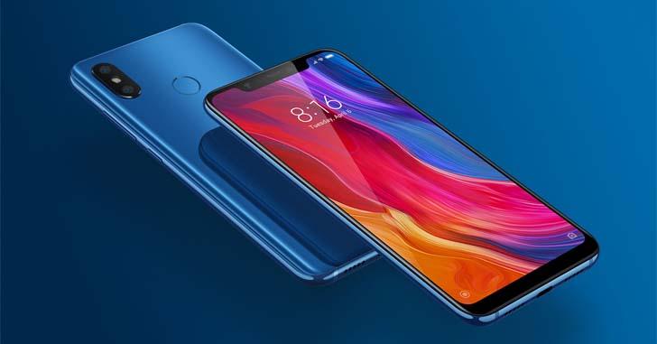 Серия Xiaomi Mi8 пополнится еще двумя смартфонами
