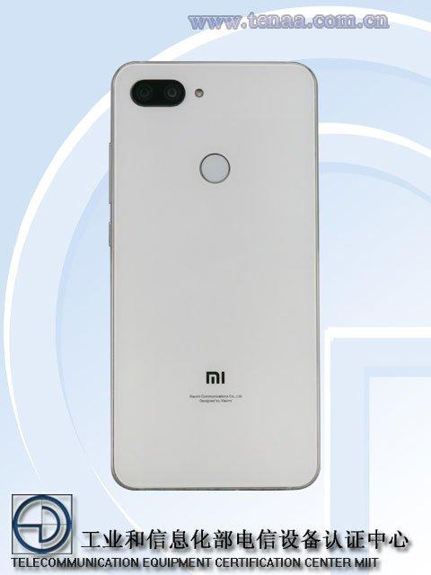 Смартфон Xiaomi Mi 8 Youth: спецификации из TENAA и ценник