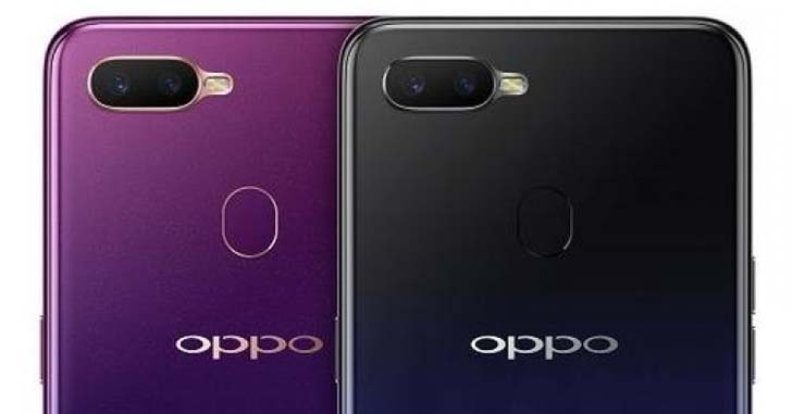 Oppo A7X будет оснащен процессором MediaTek Helio P60