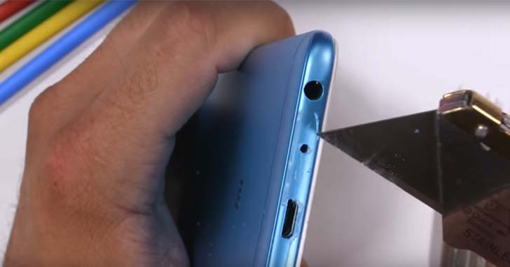 Xiaomi Redmi Note 5 Pro прошел тестирование на прочность