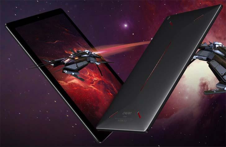Представлен геймерский планшет Chuwi Hipad на Helio X27
