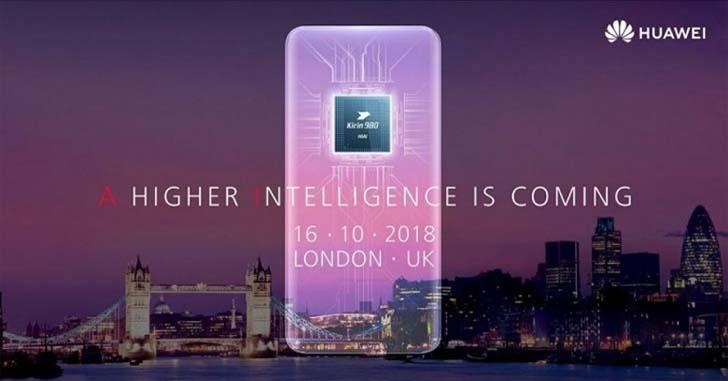 Huawei подтвердила дату презентации Mate 20 и Mate 20 Pro
