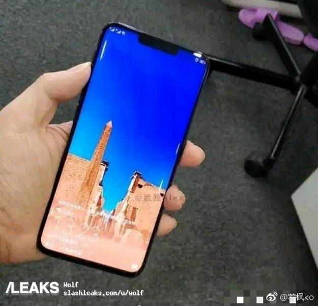 Huawei Mate 20 Pro предстал на фото без защитного чехла
