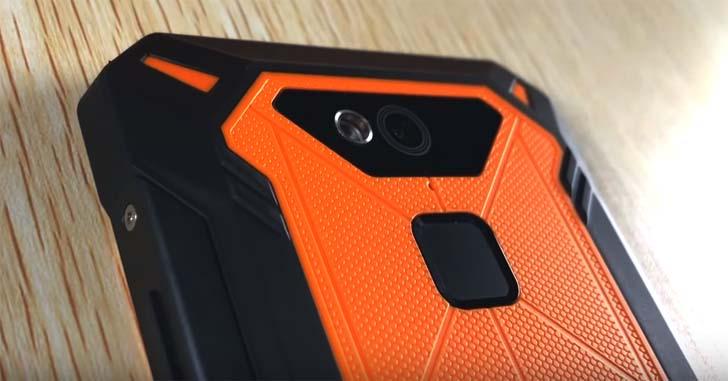 Защищенный смартфон Nomu S50 Pro уже появился в продаже