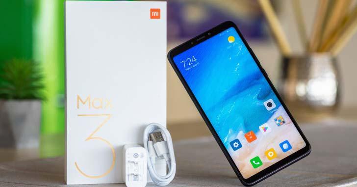 Фаблету Xiaomi Mi Max 3 повысили производительность