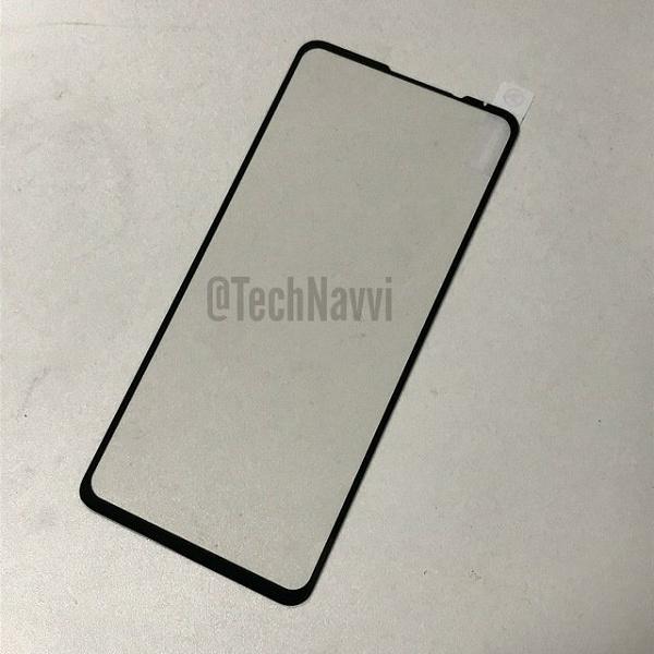 Опубликованы фото фронтальной панели Xiaomi Mi Mix 3