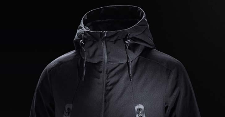 Xiaomi представила куртку с защитой от влаги и подогревом