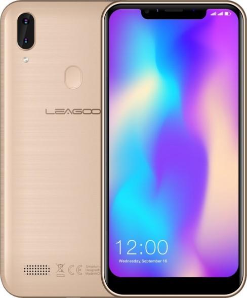 Новый смартфон Leagoo M11 получил ценник в $90