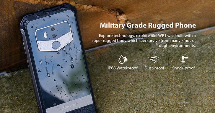 Бренд Oukitel представил свой новый защищенный смартфон