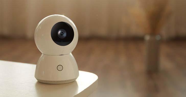 Xiaomi представила второе поколение камеры видеонаблюдения