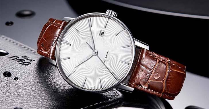 Xiaomi выпустила механические часы с сапфировым стеклом за $70