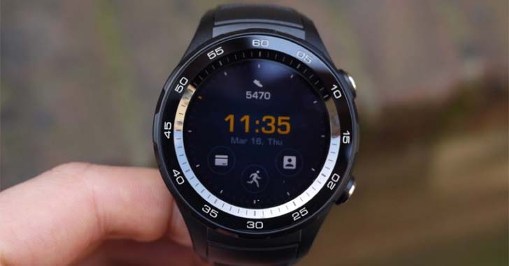 Раскрыты характеристики смарт-часов Huawei Watch GT